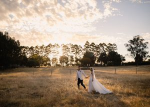 kg farm wedding